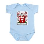 Ilinsky Family Crest Infant Creeper