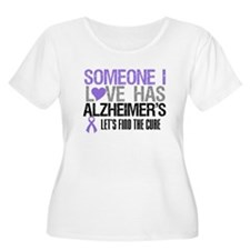 Someone I Love Has Alzheimer's T-Shirt