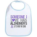 Someone I Love Has Alzheimer's Bib