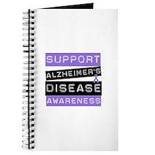 Support Alzheimer's Awareness Journal