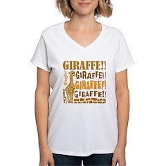 Giraffe!! Shirt