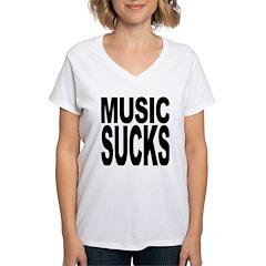 Music Sucks Shirt