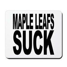 Maple Leafs Suck Mousepad