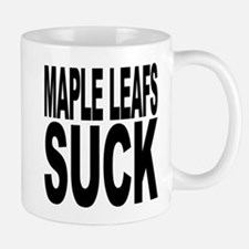 Maple Leafs Suck Mug