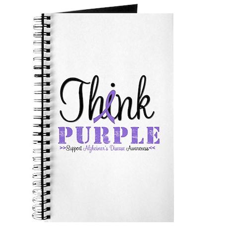Think Purple Alzheimer's Journal
