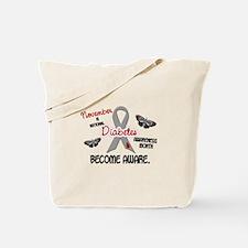 Diabetes Awareness Month 2.3 Tote Bag