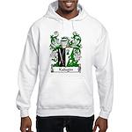 Kalugin Family Crest Hooded Sweatshirt