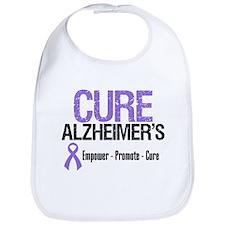 CURE Alzheimer's Bib