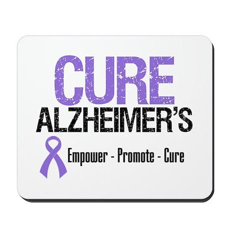 CURE Alzheimer's Mousepad