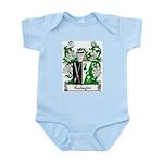 Kalugin Family Crest Infant Creeper