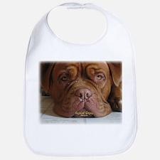 Droopy Dog Baby Bib