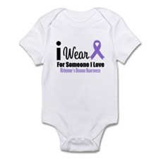 I Wear Purple (Someone I Love) Infant Bodysuit
