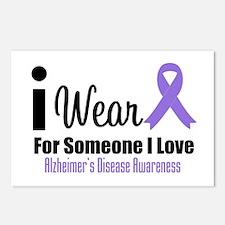 I Wear Purple (Someone I Love) Postcards (Package