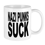 Nazi Punks Suck Mug