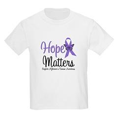 Alzheimer's Hope Matters T-Shirt