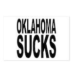 Oklahoma Sucks Postcards (Package of 8)