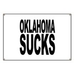 Oklahoma Sucks Banner