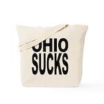 Ohio Sucks Tote Bag