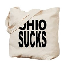 Ohio Sucks Tote Bag