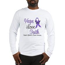 Alzheimer's Hope Long Sleeve T-Shirt