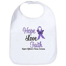 Alzheimer's Hope Bib