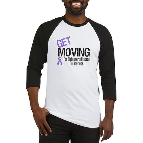 Get Moving Alzheimer's Baseball Jersey