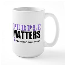 PurpleMatters-Alzheimer's Mug