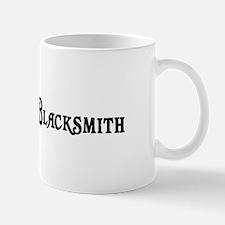 Minotaur Blacksmith Mug