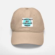 HUMAN NEED Baseball Baseball Cap