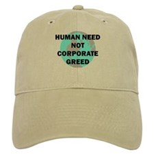 HUMAN NEED Baseball Cap