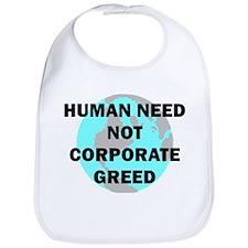 HUMAN NEED Bib