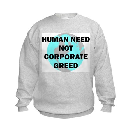 HUMAN NEED Kids Sweatshirt