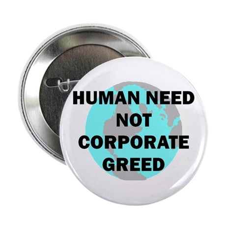 HUMAN NEED Button