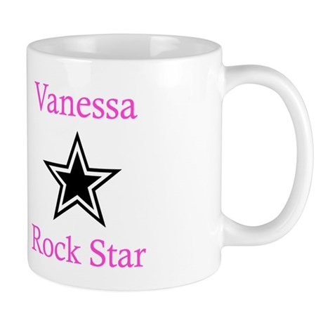 Vanessa - Rock Star Mug