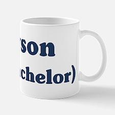 Jayson the bachelor Mug