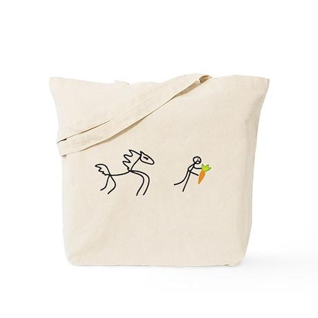 Attack Horse Tote Bag