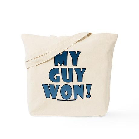 My Guy Won! Obama tees & gifts Tote Bag