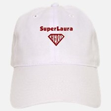 Super Hero Laura Baseball Baseball Cap
