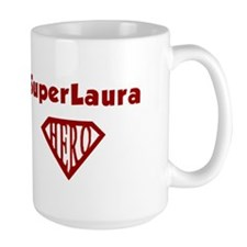 Super Hero Laura Mug