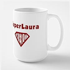Super Hero Laura Mug