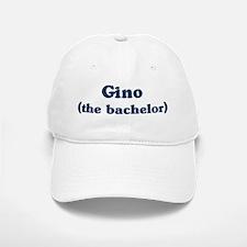 Gino the bachelor Baseball Baseball Cap