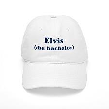 Elvis the bachelor Baseball Cap
