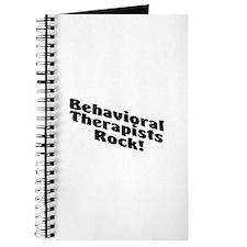 Behavioral Therapist Rock! Journal