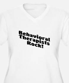 Behavioral Therapist Rock! T-Shirt