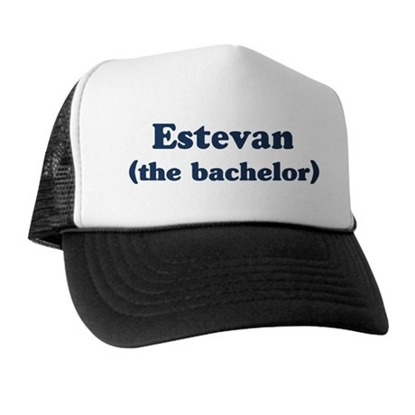 Estevan the bachelor Trucker Hat