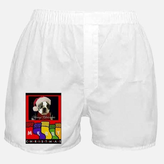 MERRY CHRISTMAS  Boxer Shorts