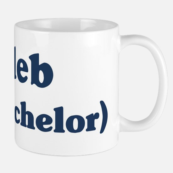 Caleb the bachelor Mug