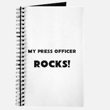 MY Press Officer ROCKS! Journal