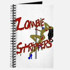 Zombie Strippers Journal