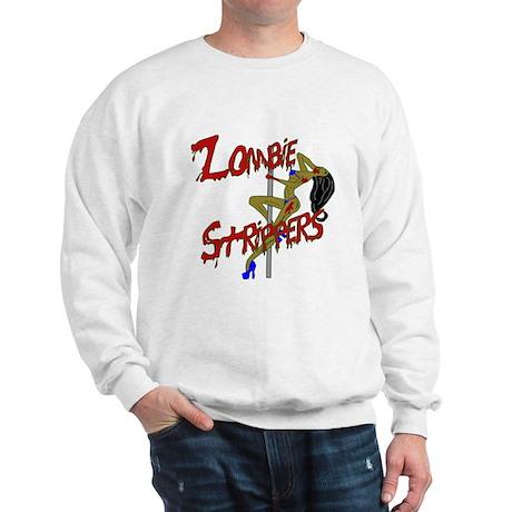 Zombie Strippers Sweatshirt